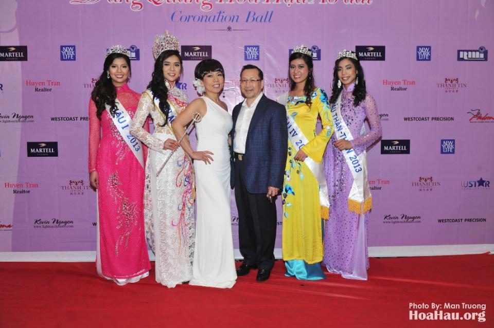 Coronation 2013 - Dang Quang - Hoa Hau Ao Dai Bac Cali - San Jose - Image 009
