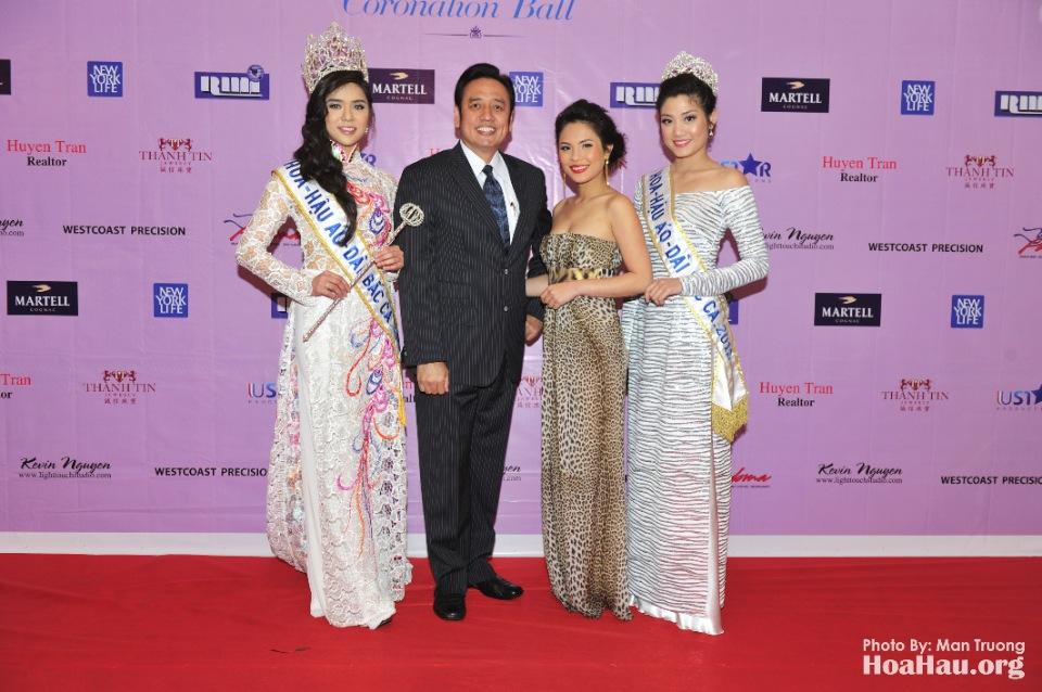 Coronation 2013 - Dang Quang - Hoa Hau Ao Dai Bac Cali - San Jose - Image 011