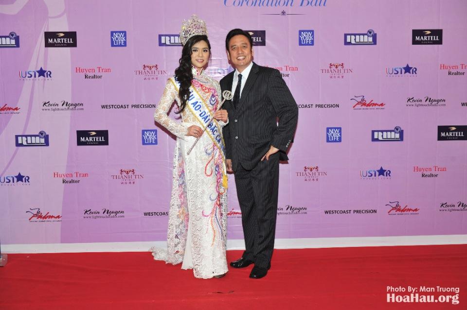 Coronation 2013 - Dang Quang - Hoa Hau Ao Dai Bac Cali - San Jose - Image 016
