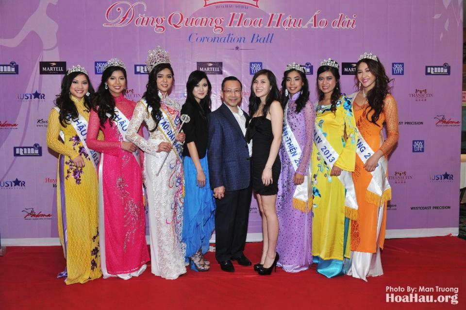 Coronation 2013 - Dang Quang - Hoa Hau Ao Dai Bac Cali - San Jose - Image 017