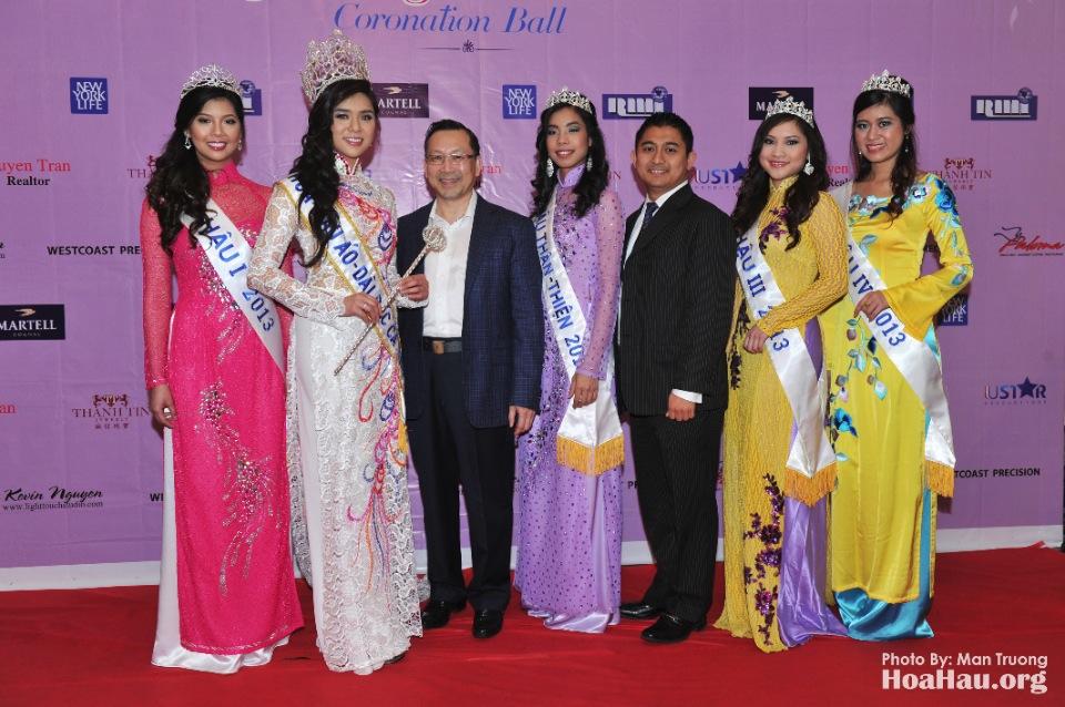 Coronation 2013 - Dang Quang - Hoa Hau Ao Dai Bac Cali - San Jose - Image 018