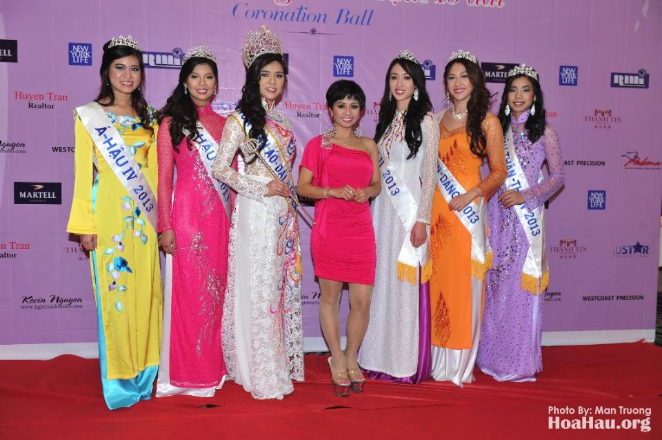 Coronation 2013 - Dang Quang - Hoa Hau Ao Dai Bac Cali - San Jose - Image 020