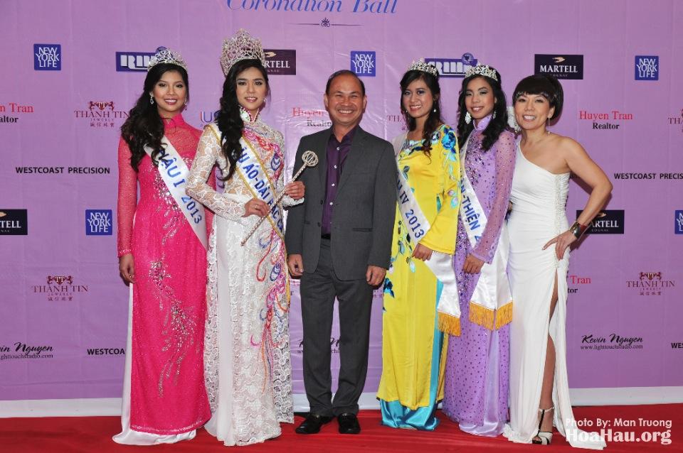 Coronation 2013 - Dang Quang - Hoa Hau Ao Dai Bac Cali - San Jose - Image 022
