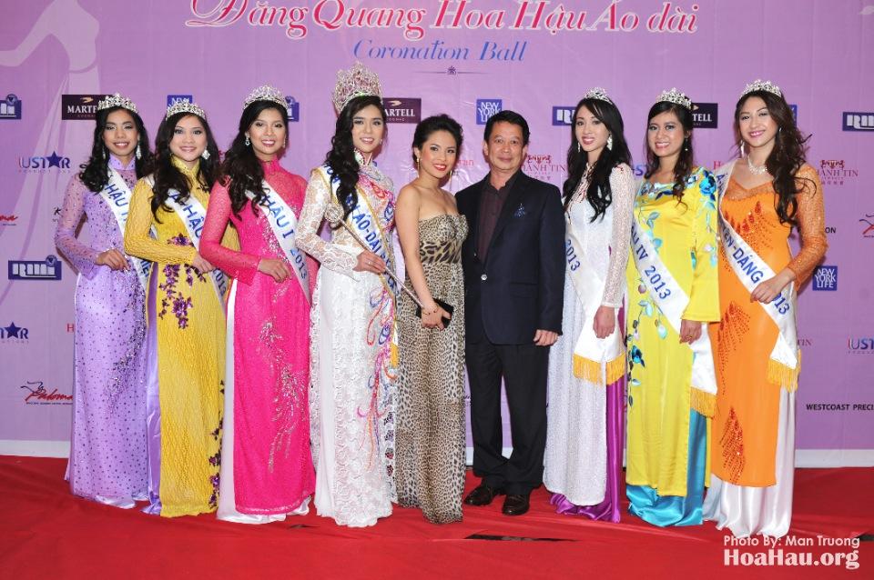 Coronation 2013 - Dang Quang - Hoa Hau Ao Dai Bac Cali - San Jose - Image 024