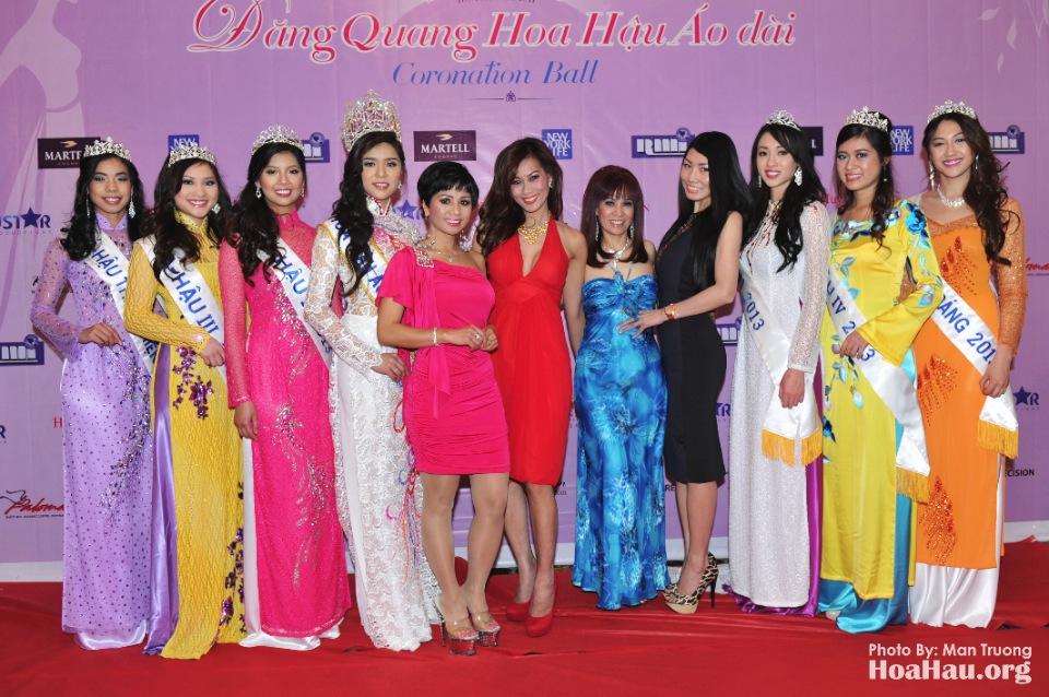 Coronation 2013 - Dang Quang - Hoa Hau Ao Dai Bac Cali - San Jose - Image 028
