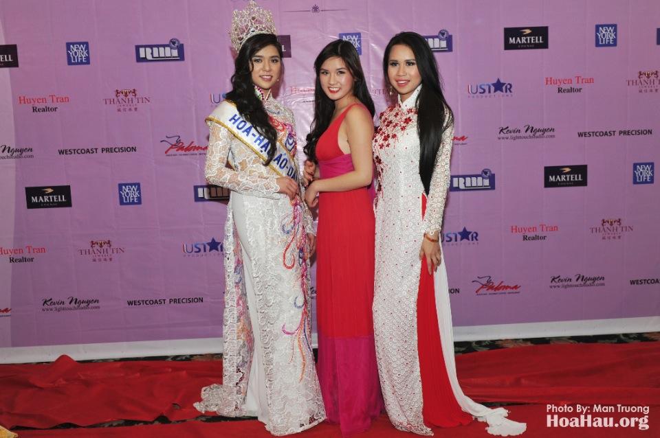 Coronation 2013 - Dang Quang - Hoa Hau Ao Dai Bac Cali - San Jose - Image 033