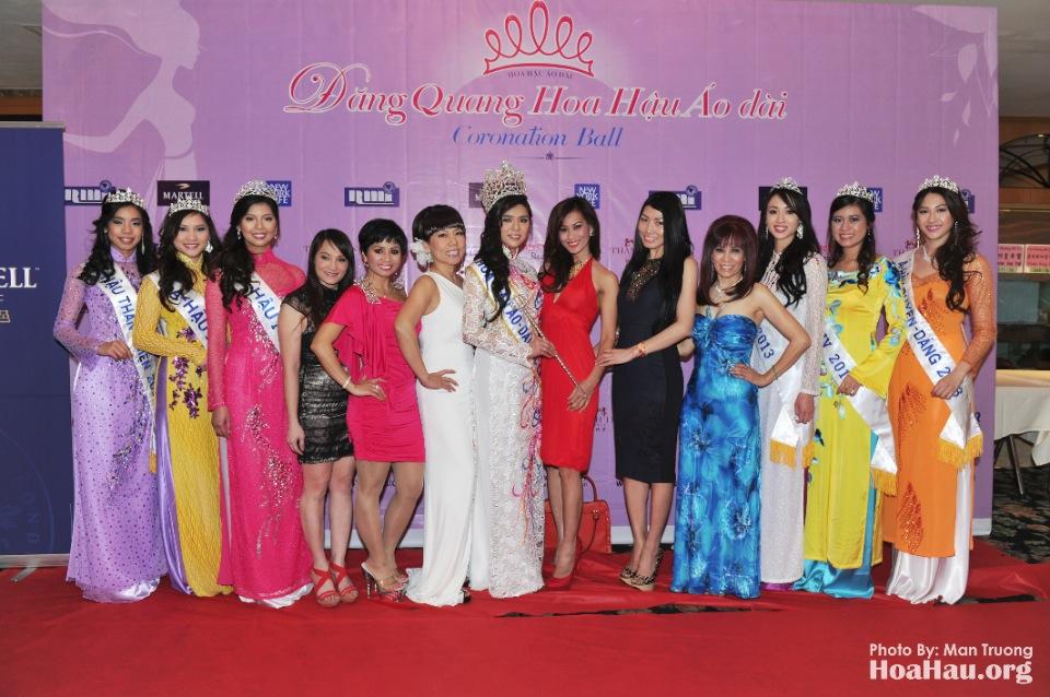 Coronation 2013 - Dang Quang - Hoa Hau Ao Dai Bac Cali - San Jose - Image 045