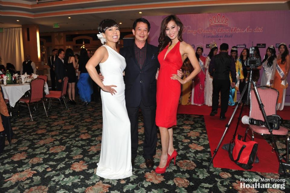 Coronation 2013 - Dang Quang - Hoa Hau Ao Dai Bac Cali - San Jose - Image 046