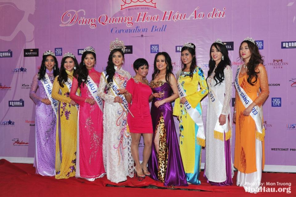 Coronation 2013 - Dang Quang - Hoa Hau Ao Dai Bac Cali - San Jose - Image 048