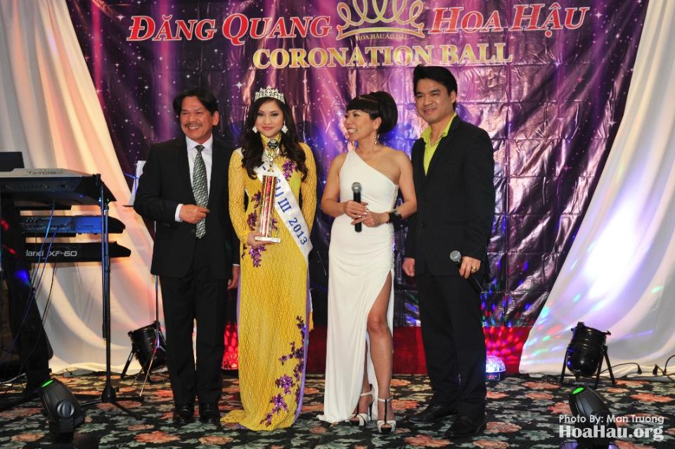 Coronation 2013 - Dang Quang - Hoa Hau Ao Dai Bac Cali - San Jose - Image 068