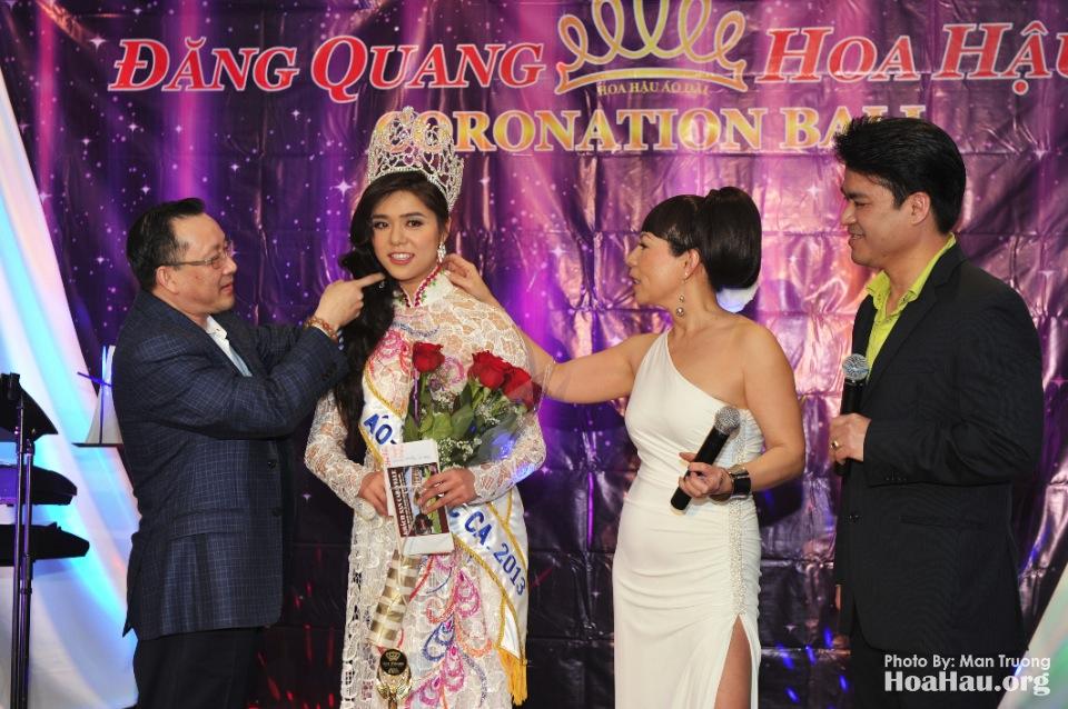 Coronation 2013 - Dang Quang - Hoa Hau Ao Dai Bac Cali - San Jose - Image 074
