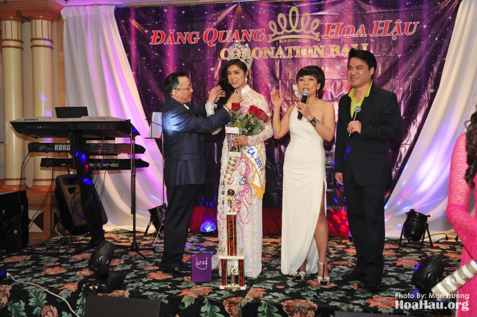 Coronation 2013 - Dang Quang - Hoa Hau Ao Dai Bac Cali - San Jose - Image 075