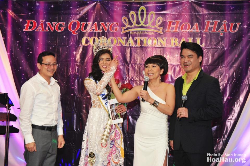 Coronation 2013 - Dang Quang - Hoa Hau Ao Dai Bac Cali - San Jose - Image 077