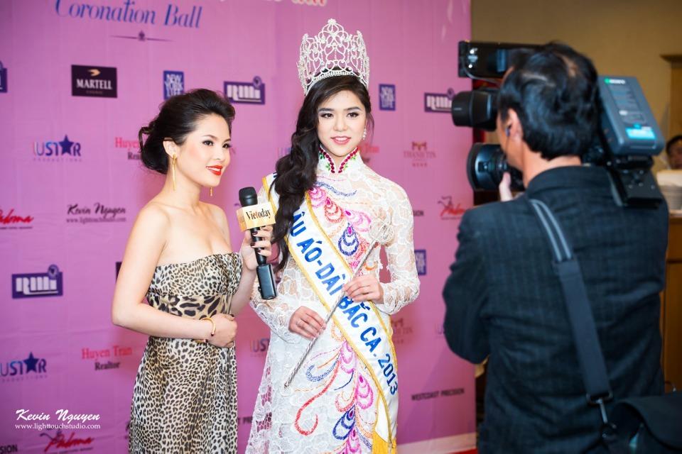 Coronation 2013 - Hoa Hau Ao Dai Bac Cali - Image 005