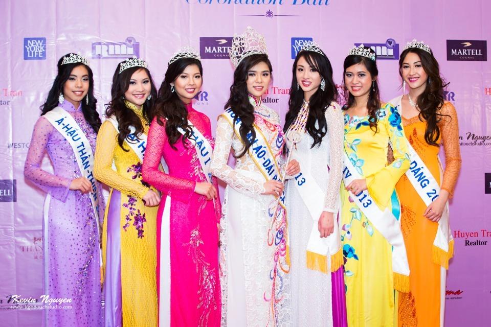 Coronation 2013 - Hoa Hau Ao Dai Bac Cali - Image 006