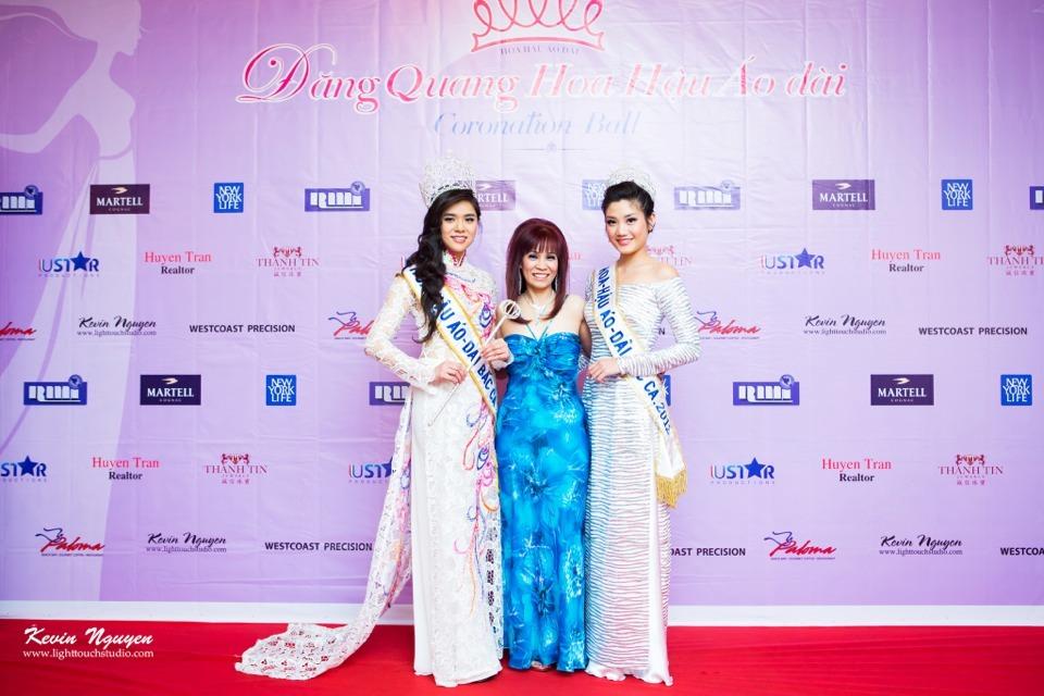 Coronation 2013 - Hoa Hau Ao Dai Bac Cali - Image 007
