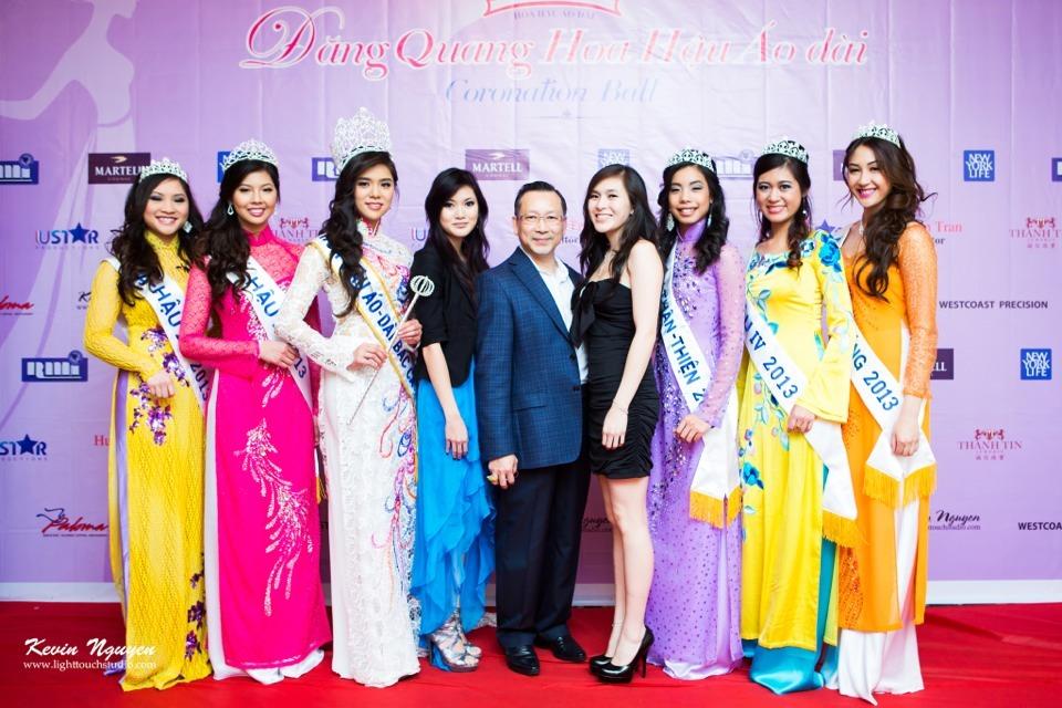 Coronation 2013 - Hoa Hau Ao Dai Bac Cali - Image 008