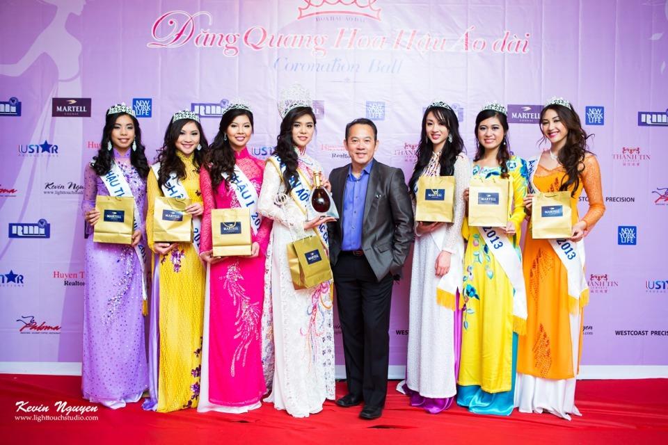 Coronation 2013 - Hoa Hau Ao Dai Bac Cali - Image 010