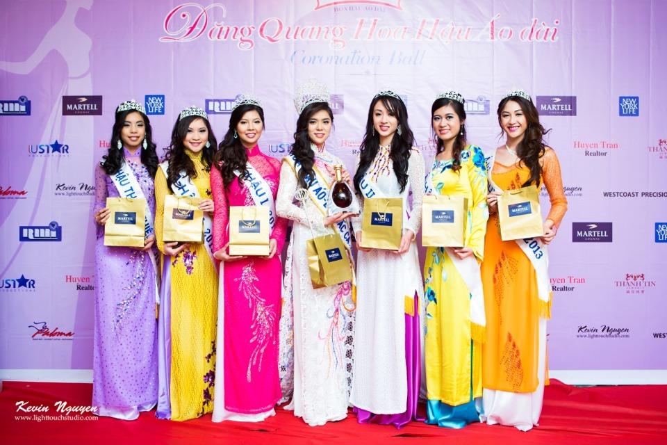 Coronation 2013 - Hoa Hau Ao Dai Bac Cali - Image 011