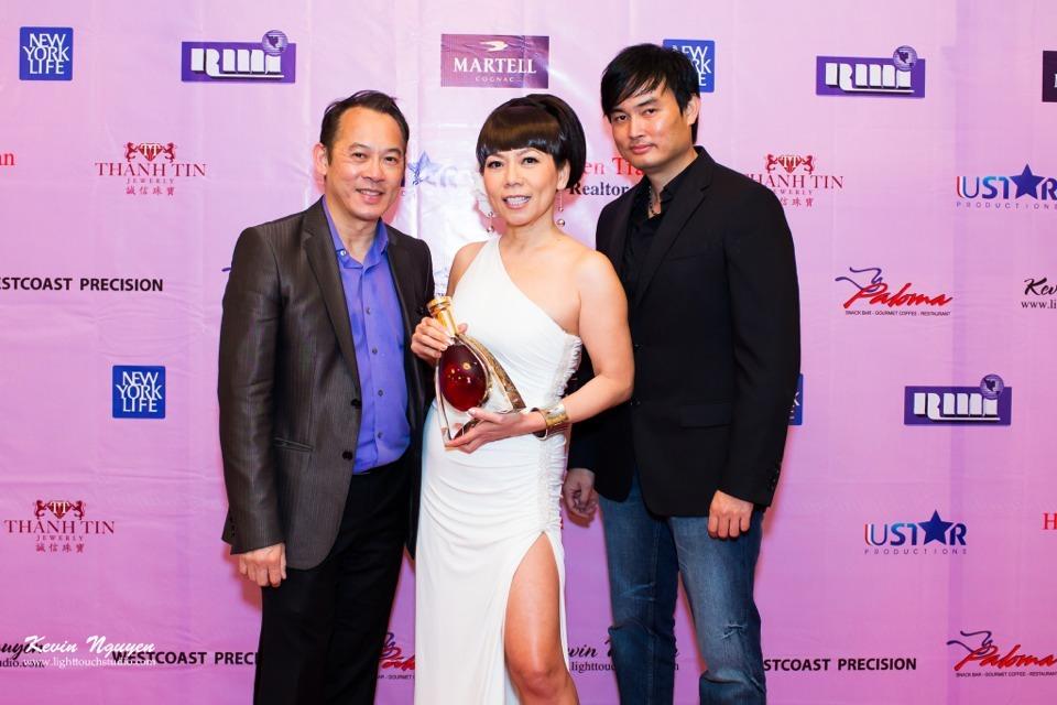 Coronation 2013 - Hoa Hau Ao Dai Bac Cali - Image 013