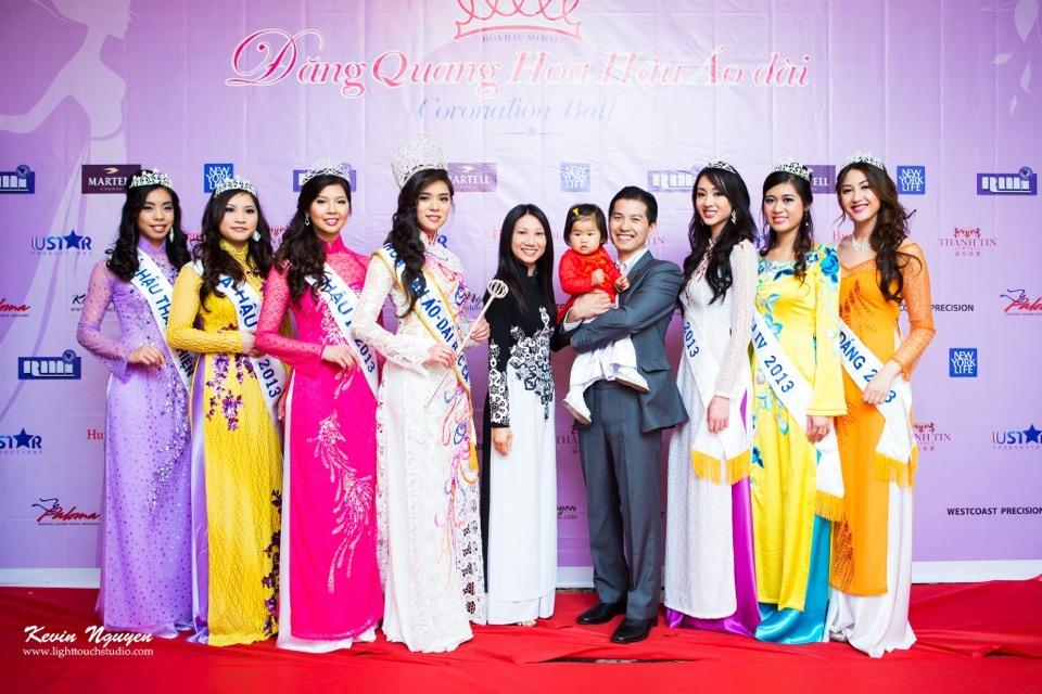 Coronation 2013 - Hoa Hau Ao Dai Bac Cali - Image 014