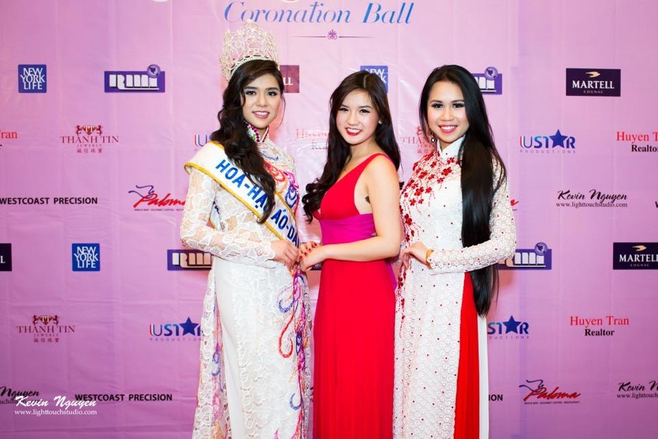 Coronation 2013 - Hoa Hau Ao Dai Bac Cali - Image 015