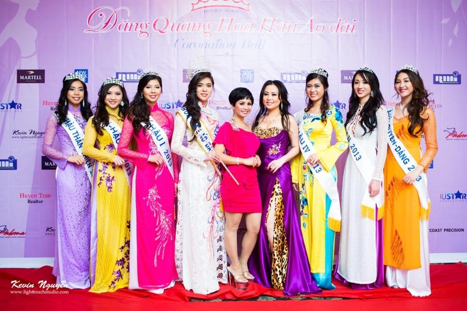 Coronation 2013 - Hoa Hau Ao Dai Bac Cali - Image 017