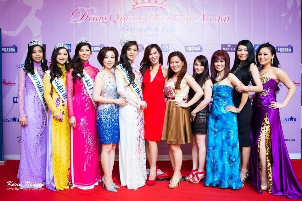 Coronation 2013 - Hoa Hau Ao Dai Bac Cali - Image 018