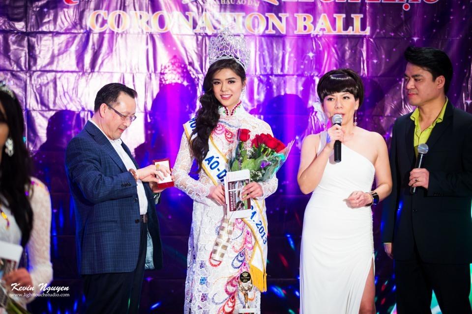 Coronation 2013 - Hoa Hau Ao Dai Bac Cali - Image 022