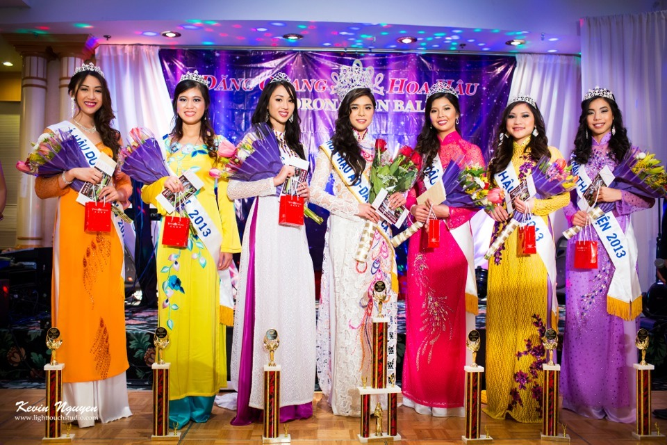 Coronation 2013 - Hoa Hau Ao Dai Bac Cali - Image 025