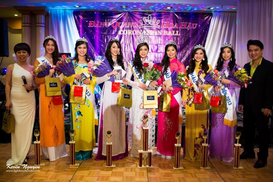 Coronation 2013 - Hoa Hau Ao Dai Bac Cali - Image 026