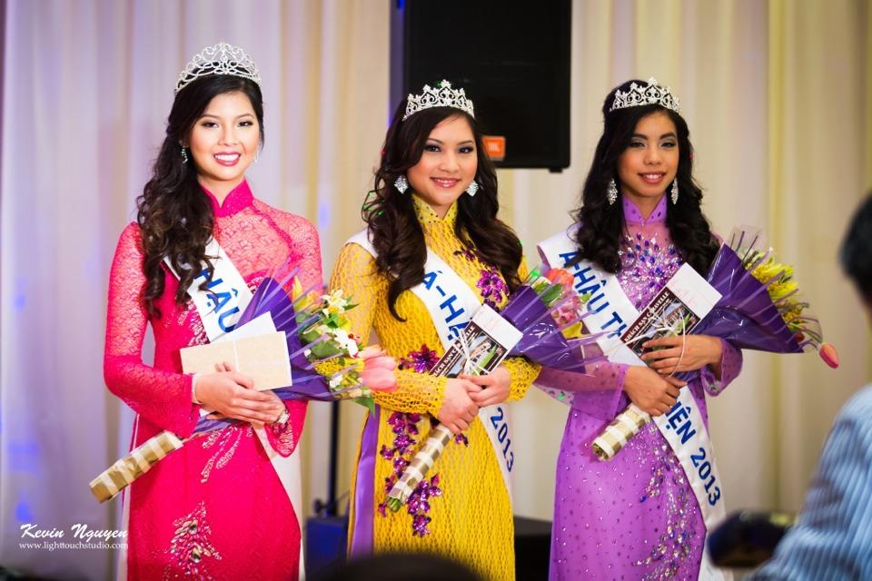 Coronation 2013 - Hoa Hau Ao Dai Bac Cali - Image 027