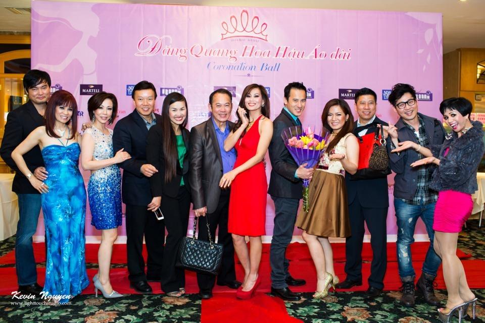 Coronation 2013 - Hoa Hau Ao Dai Bac Cali - Image 039
