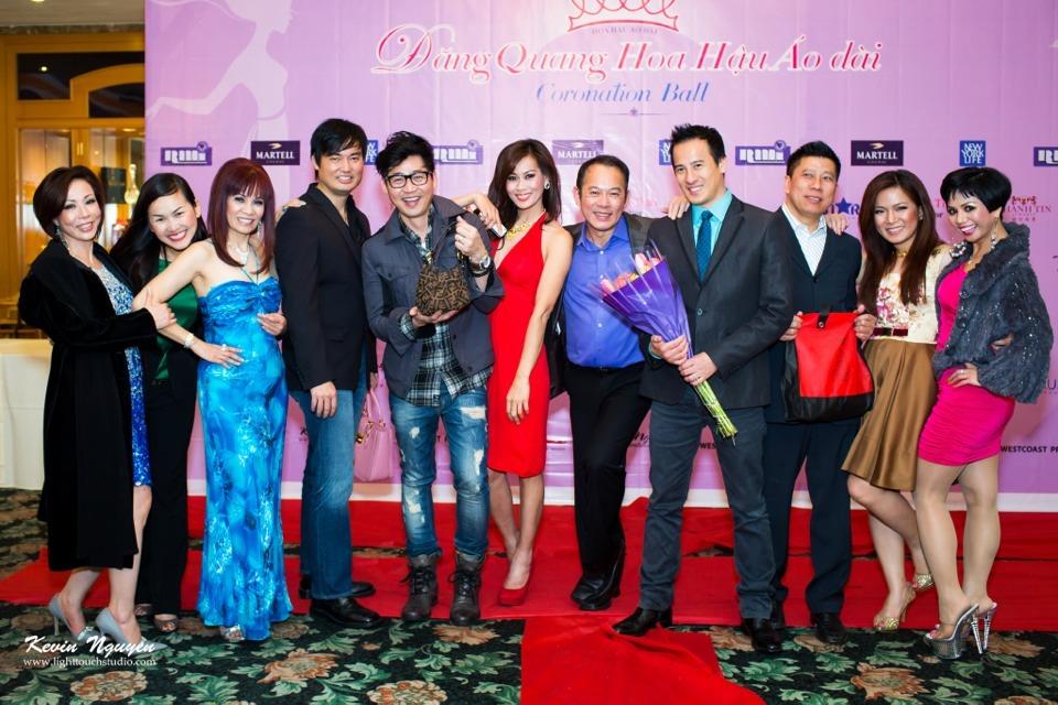 Coronation 2013 - Hoa Hau Ao Dai Bac Cali - Image 040