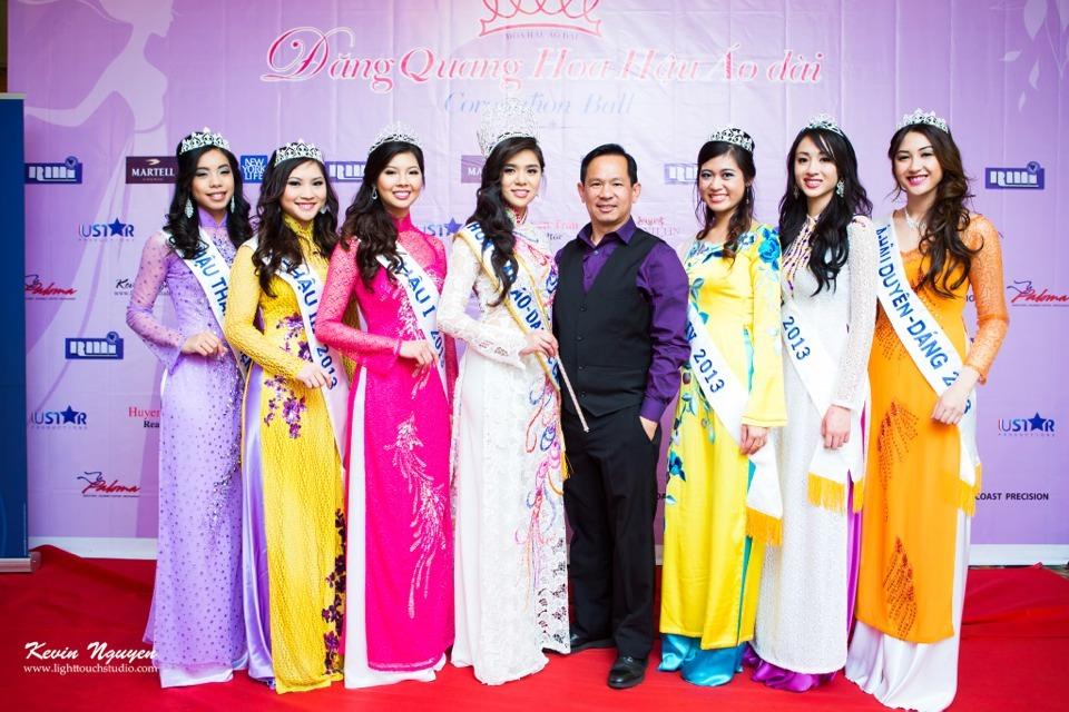 Coronation 2013 - Hoa Hau Ao Dai Bac Cali - Image 042
