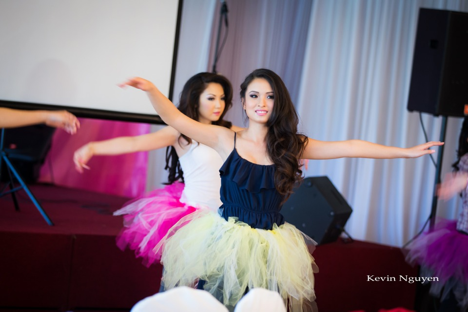 Coronation of Miss Vietnam of Northern California 2014 and Court - Image 009