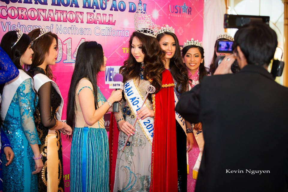 Coronation of Miss Vietnam of Northern California 2014 and Court - Image 019
