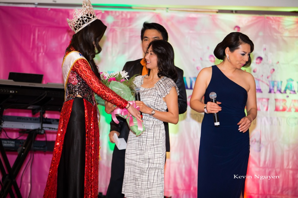 Coronation of Miss Vietnam of Northern California 2014 and Court - Image 023