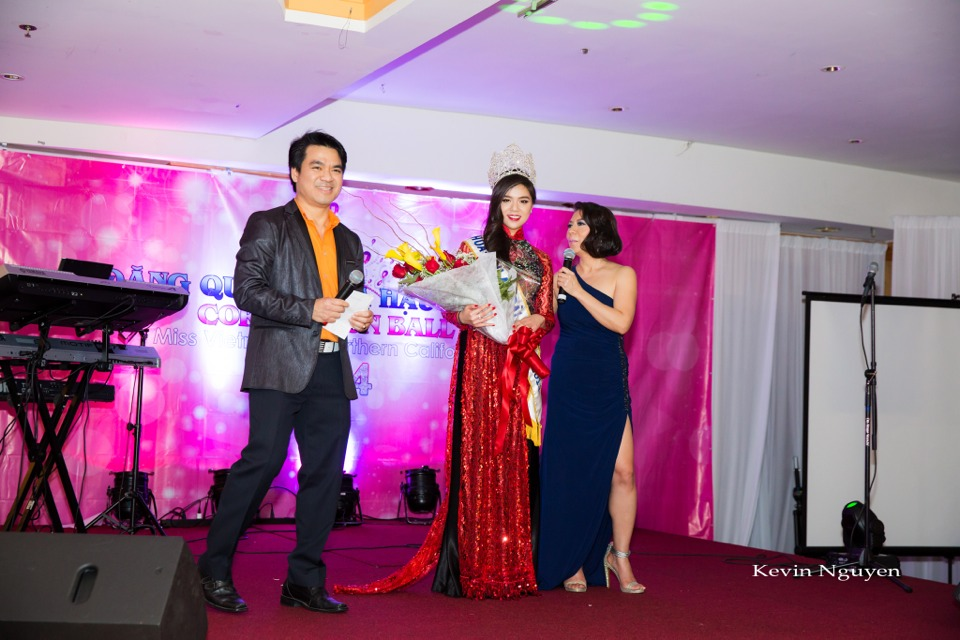 Coronation of Miss Vietnam of Northern California 2014 and Court - Image 028