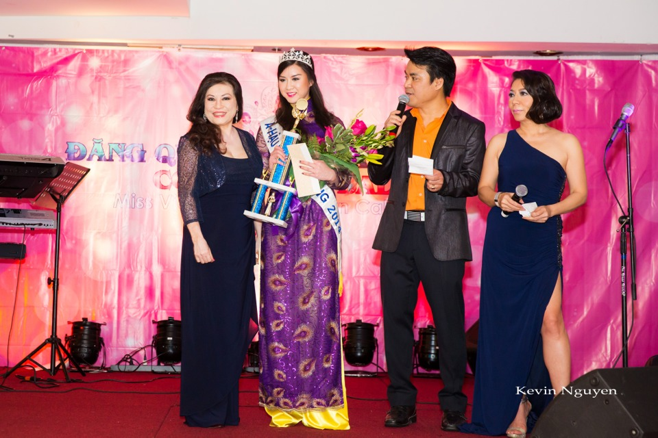 Coronation of Miss Vietnam of Northern California 2014 and Court - Image 031