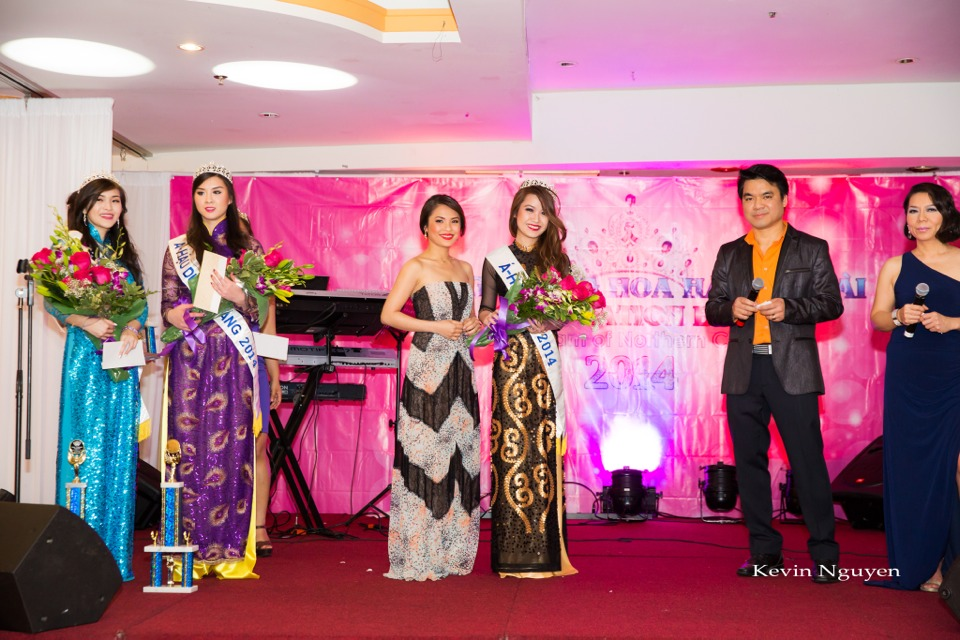 Coronation of Miss Vietnam of Northern California 2014 and Court - Image 032
