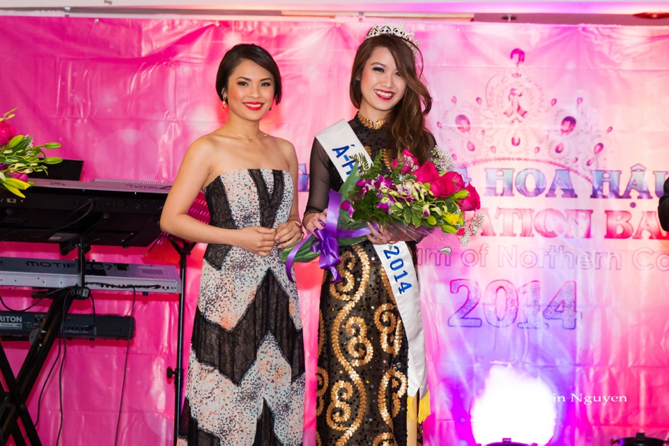 Coronation of Miss Vietnam of Northern California 2014 and Court - Image 033