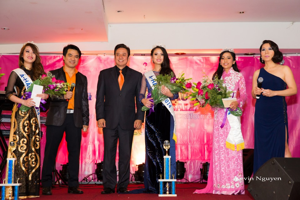 Coronation of Miss Vietnam of Northern California 2014 and Court - Image 040
