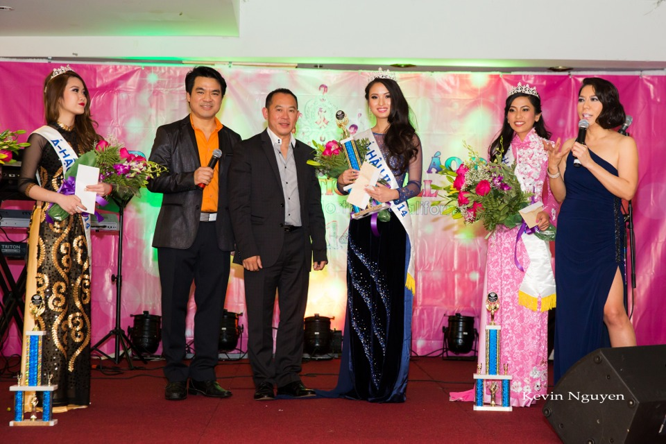 Coronation of Miss Vietnam of Northern California 2014 and Court - Image 041