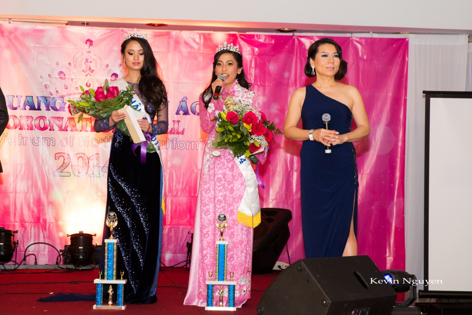 Coronation of Miss Vietnam of Northern California 2014 and Court - Image 042