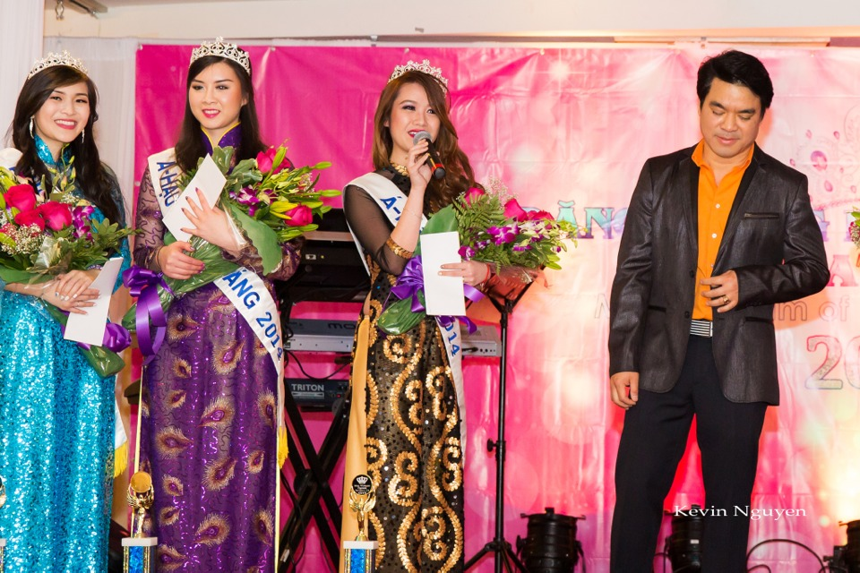 Coronation of Miss Vietnam of Northern California 2014 and Court - Image 044