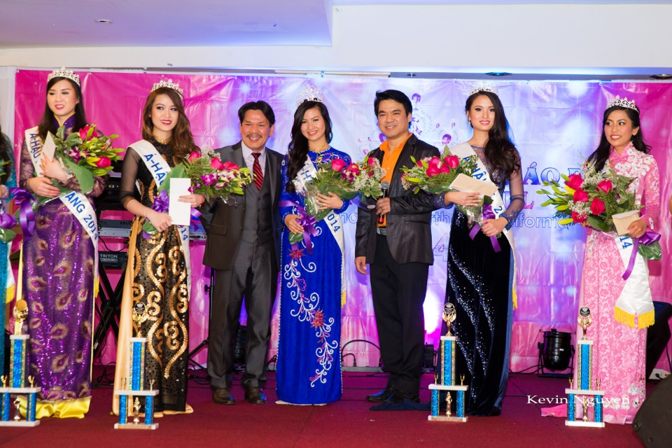 Coronation of Miss Vietnam of Northern California 2014 and Court - Image 047