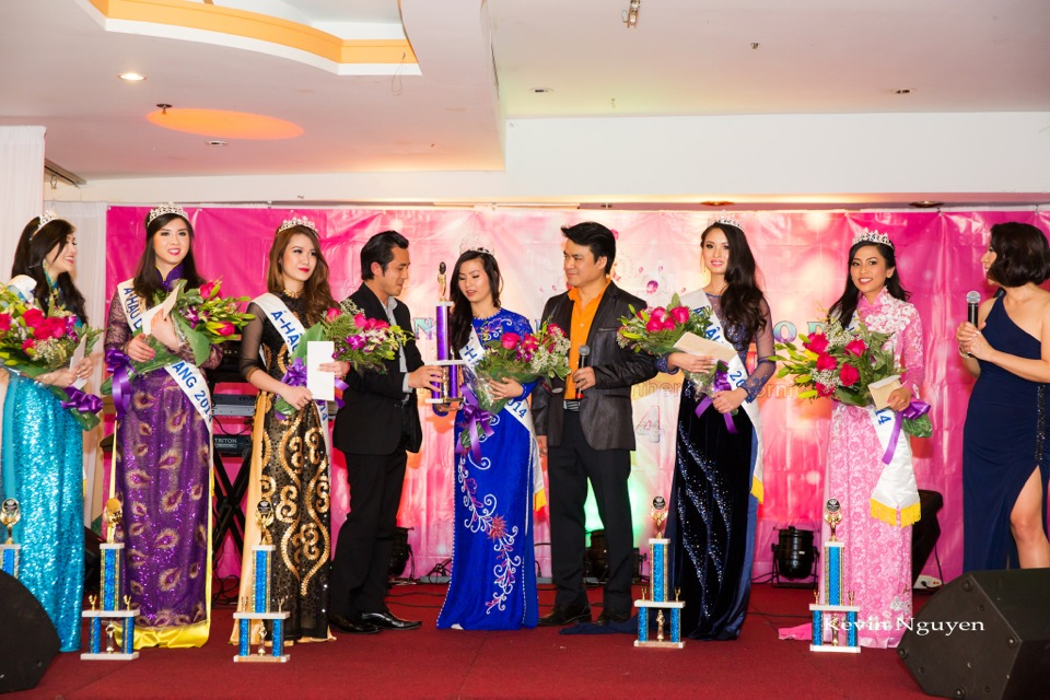 Coronation of Miss Vietnam of Northern California 2014 and Court - Image 048