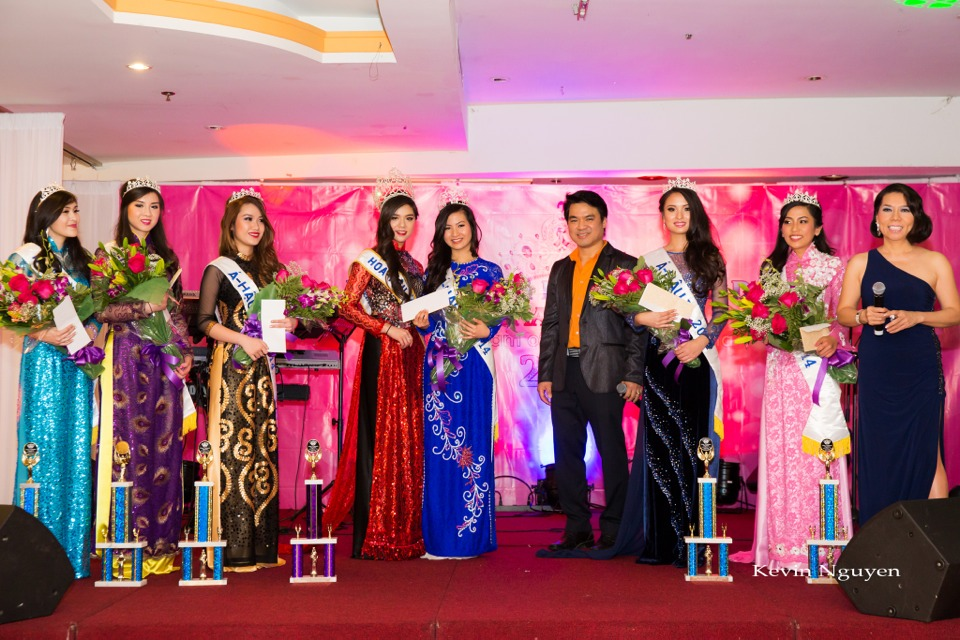 Coronation of Miss Vietnam of Northern California 2014 and Court - Image 051