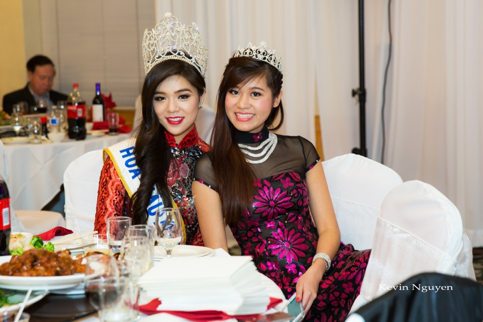 Coronation of Miss Vietnam of Northern California 2014 and Court - Image 064
